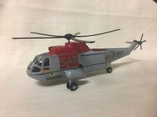 Dinky No. 736 Bundesmarine Sea King Helicopter ~ Grey/Red ~ MECCANO Ltd.~ 1973