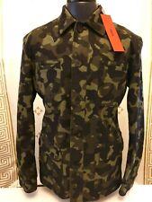 HUGO BOSS (RED) Jetalo camouflage jacket size EU 46 UK S in green 50394836