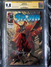 Spawn 3 CGC Signature Series 9.8 signed Todd McFarlane Image Comics HOT BOOK!