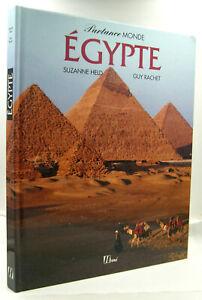 HELD, Suzanne / RACHET, Guy - Égypte - Hermé - 1998 - TBE