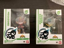 Tamashi Buddies Green Ranger & Megazord power Rangers