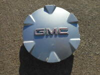 "1 GMC Terrain Wheel Center Cap 10 2011 2012 2013 2014 18"" 9597570 Hubcap 6 Spoke"