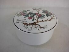 Villeroy & And Boch Lingonberry Vaccinium Botanica Lidded Trinket Box