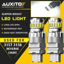 AUXITO 3157 3047 LED Stop Brake Light for Chevy Silverado 1500 00-13 Canbus EOA
