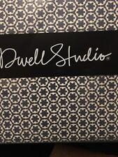DwellStudio Blockprint Floral Sheet Set, Full