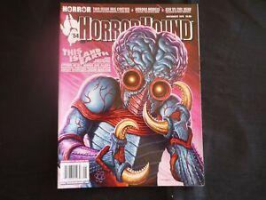 Horrorhound magazine iss 54  (M3)  VF Horror Hound unread