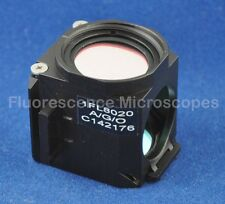 Chroma Abbott Vysis Aqua Green Orange Fluorescence Filter Cube Zeiss Microscope