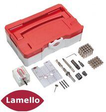 Lamello Invis Mx2 Starterkit, mit Verbinder-Set 20Stk.