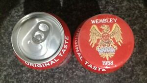 MANCHESTER UNITED  FA CUP FINAL 1958 MAGNET 55mm  in size