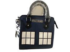 Tardis Doctor Who Shoulder Bag Bioworld