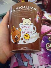 Rilakkuma Chocolate And Coffee 10th Anniversary Mug & Stir Set
