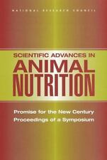 Scientific Advances in Animal Nutrition: Promise for the New Century,-ExLibrary