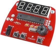 ClockIt DIY Alarm Clock Kit - SPARKFUN ELECTRONICS
