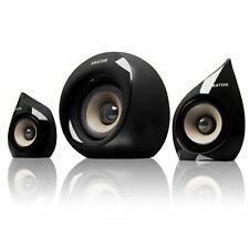 Krator 2.1 Home Cinema Sonido Envolvente Teatro Tv altavoces multimedia con W Samsung