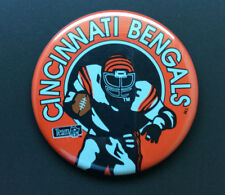 CINCINNATI BENGALS Football Collector Pin Badge NFL Wincraft Vintage RARE