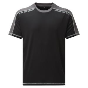 TuffStuff Workwear Elite T-Shirt Mens Lightweight Self Wicking Work Top Comfort