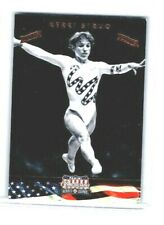 2012 Panini Heroes Legends PROOF Kerri Strug #D 5/100 Gymnastics Olympics