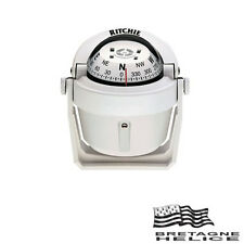 COMPAS SUR ETRIER EXPLORER B-51 BLANC RITCHIE  RI-B-51W ROSE CONIQUE