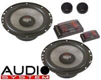 Audio System R 165 EVO 2-Wege Komposystem RADION SERIES 2-Wege System