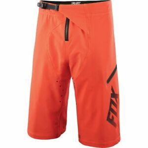 Fox Racing Demo Freeride FR Short Flo Orange