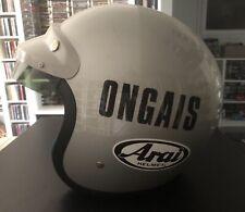 ex F1 Cart Imsa Driver  Danny Ongais Original Arai Jet Unworn Helmet
