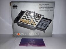 Novag Escort - Chess Computer (Model 884) - 1988 in box