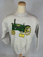 NOS ViNtAgE Antique John Deere Tractor SwEaTsHiRt 1937 G 30s Farm Machinery XL
