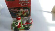 Collectible (199X) Christmas Garelick Farms Truck