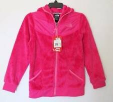 The North Face Girls Cabaret Pink Fleece Hoodie (Youth L-14/16) NWT