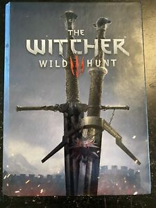 The Witcher 3 Wild Hunt Collector's Edition Strategy Guide Used - No Map