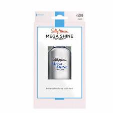 SALLY HANSEN MEGA SHINE TOP COAT - CLEAR - Z45306 - 12.7 ML