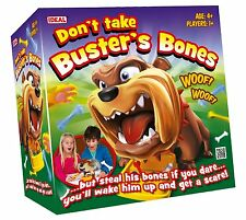 New Don't Take Buster's Bones by John Adams Family Game Free P&P Games Fun Xmas