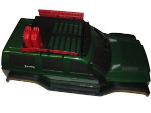 Redcat Everest Gen7 Pro Crawler GREEN Prepainted Truck Body Decals