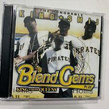 DJ King Smij Blend Gems #7 NYC Hip Hop Blends Mixtape Mix CD