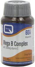 Quest Mega B Complex con 1000mg Vitamina C 60 Compresse