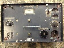 """Original German WWII Radio Receiver Ukw.E.e """"Emil"""""""
