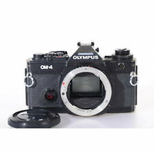 Olympus OM-4 Spiegelreflexkamera in Black - OM4 SLR Kamera / Body / Gehäuse