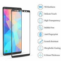 For Samsung Galaxy Note 8 Full Cover Tempered Glass Screen Protector 3D Curved