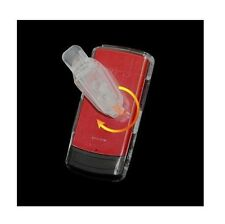CLEAR HARD PROTECTIVE COVER FOR SAMSUNG SGH A777 PHONE