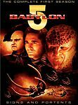 Babylon 5 - The Complete First Season (DVD, 2002, 6-Disc Set) XLNT