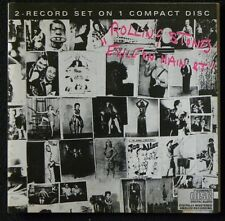 ROLLING STONES EXILE ON MAIN STREET CD MADE IN BRAZIL 1st PRESS WITHOUT BARCODE