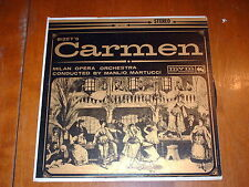Bizet-Carmen Suite-Philadelphia Orchestra-LP-Columbia
