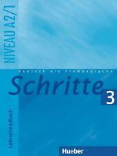 Kalender, Susanne - Schritte 3: Deutsch als Fremdsprache / Lehrerhandbuch