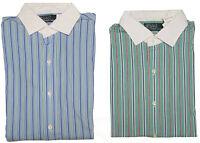 Polo Ralph Lauren Mens Custom Fit Long Sleeve Button Down Casual Dress Shirt