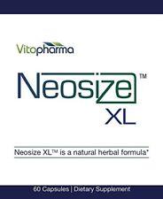 NeoSizeXL Male Enhancement Pills 1 Month Supply