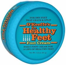 O'Keeffe's Healthy Feet Foot Cream Extremely Dry / Cracked Split Skin Non-Greasy