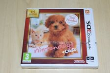 Nintendogs und Cats Toy Poodle Nintendo 3DS 2DS NEW factory sealed