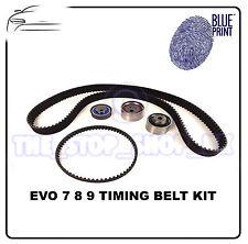 MITSUBISHI EVO 7 8 9 TIMING BELT AND TENSIONERS BLUE PRINT