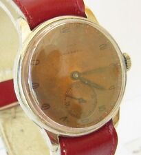 "VINTAGE RARE MILITARY SWISS MECHANICAL WATCH ""CYMA-TAVANNES"" WWII ERA # 422"