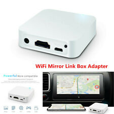 HD Multimedia Car WiFi Display Mirror Link Box Adapter Airplay For Android iOS